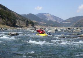 日本の川と路線 富士川
